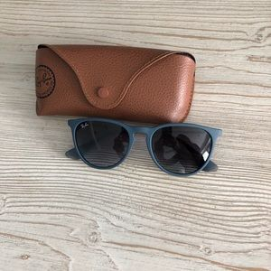 Ray-Ban Erika Aviator Sunglasses